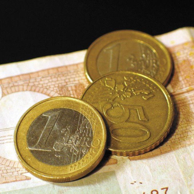 Eurobiljet en munten - Foto: Carlos Paes (FreeImages)