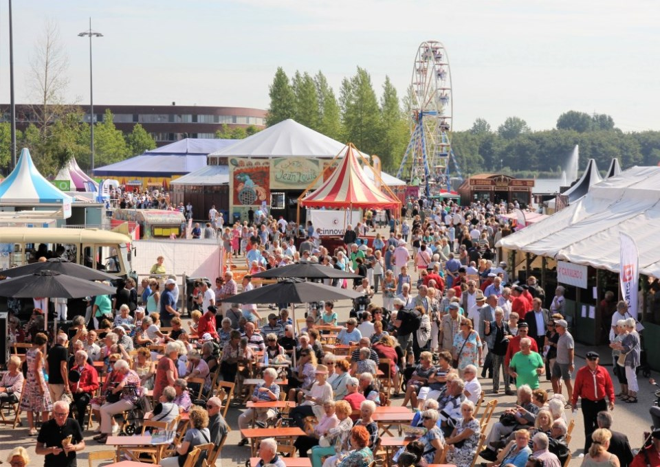Forever Young Festival in Almere