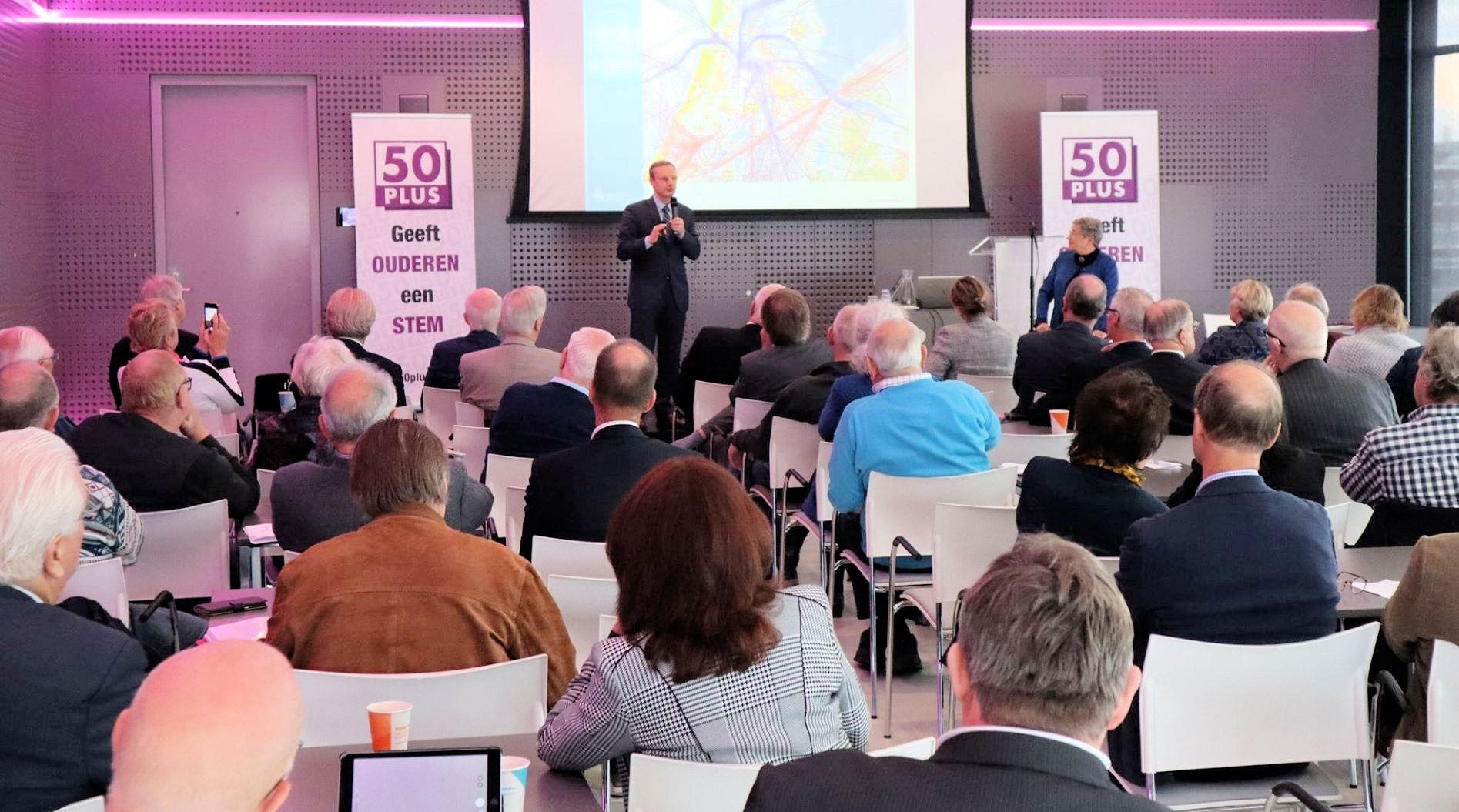 Symposium Wetenschappelijk Instituut 50PLUS