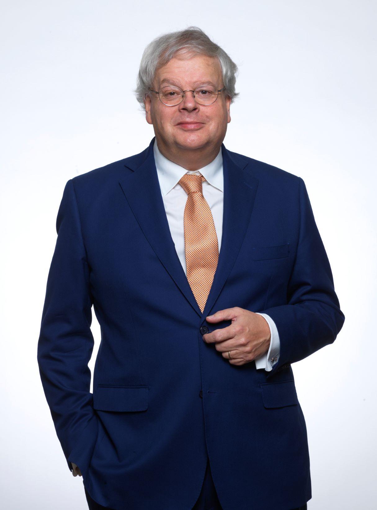 Kandidaat Tweede Kamer 50PLUS: Raymond Brood - Foto: Patricia Steur