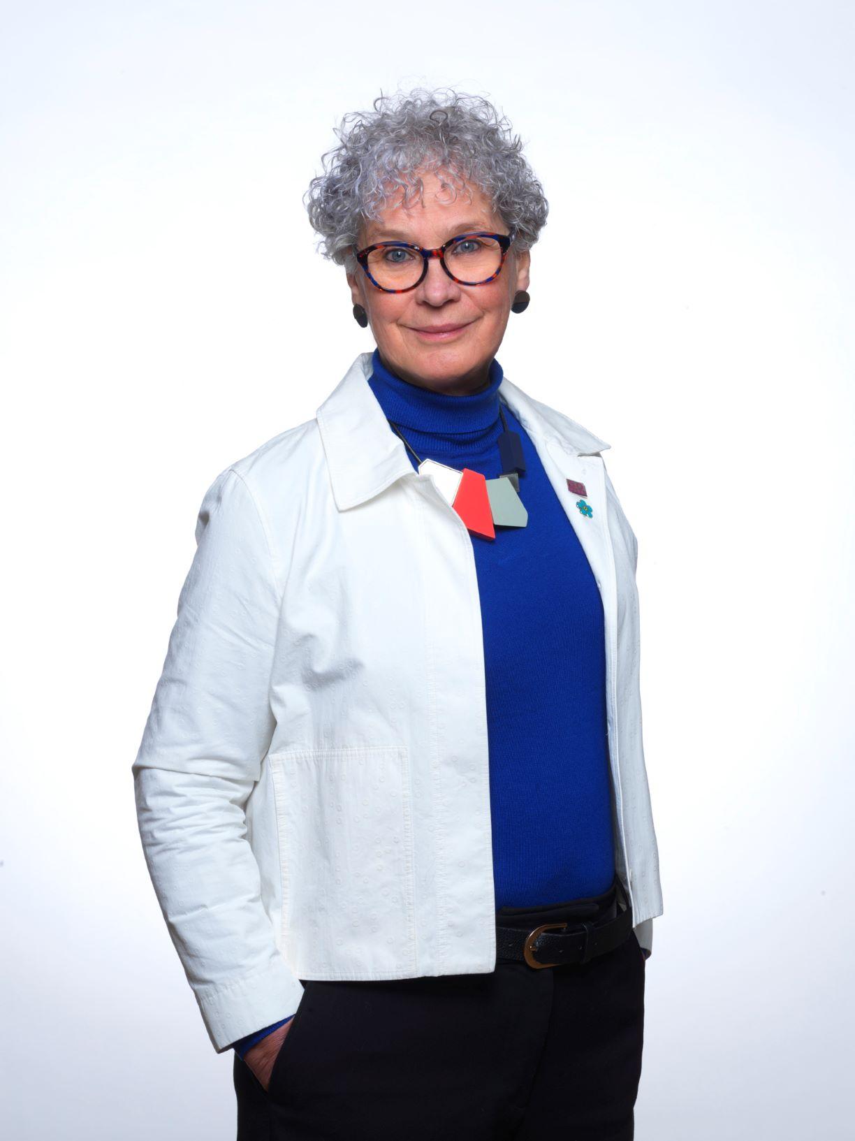 Kandidaat Tweede Kamer 50PLUS: Ellen Verkoelen - Foto: Patricia Steur