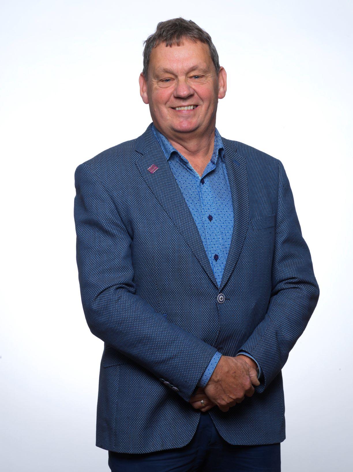 Kandidaat Tweede Kamer 50PLUS: Henk van Tilborg - Foto: Patricia Steur